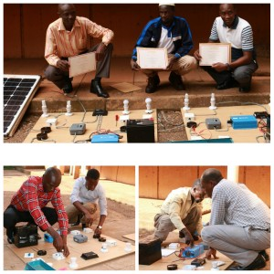 A SOLAR TRAINING EXPERIENCE AT CREEC