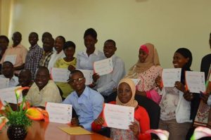RESEARCHERS AND STUDENTS SUCCESSFULLY COMPLETE TRAININGS ON SCIENTIFIC WRITING AND BIOENERGY TECHNOLOGIES BY ACERA