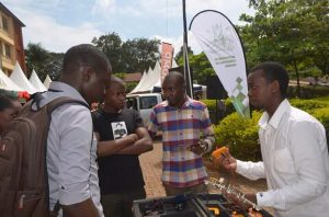 CREEC AT THE CEDAT OPEN DAY 2017 EXHIBITION