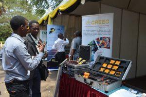 CREEC SHOWCASES SOLAR INNOVATION AT THE USEA SOLAR EXPO
