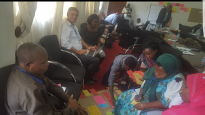 CREEC ATTENDS DFID TRAINING ON GENDER,ETHICS AND BUSINESS MODELLING IN TANZANIA