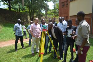 13 TRAINED IN SMALL HYDRO POWER TRAINING