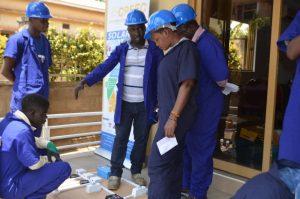 INSPIRING WOMEN TO EMBRACE SOLAR ENERGY BUSINESSES